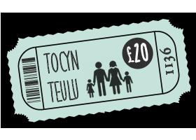 tocyn-teulu